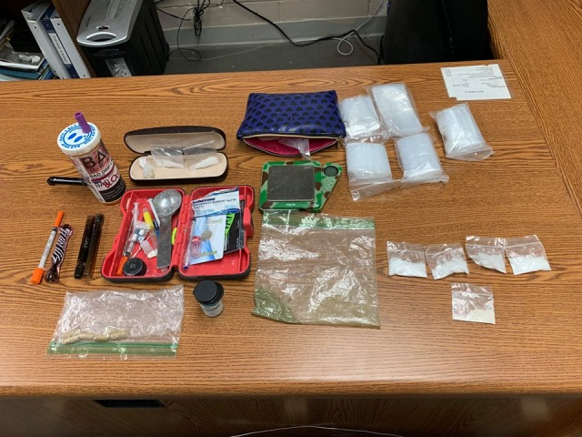 Couple arrested in Carbon County after traffic stop yields large amounts of drugs