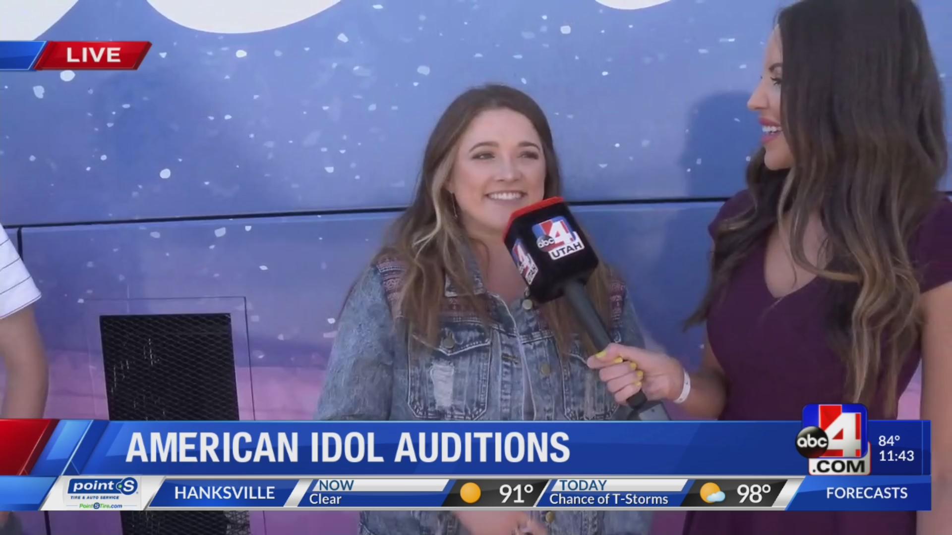 American Idol auditions in Salt Lake City | ABC 4