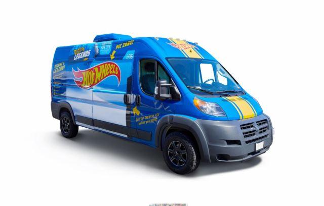 Hot Wheels traveling vending/gaming machine coming to Ogden
