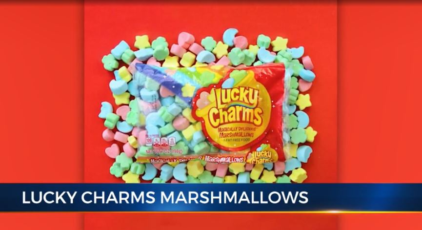 Lucky Charms introduces marshmallow-only bags | ABC 4