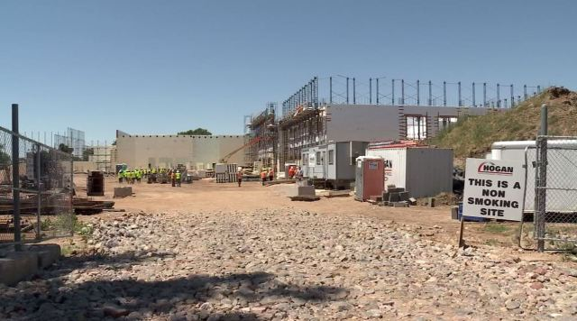 New school to save money and be more energy efficient