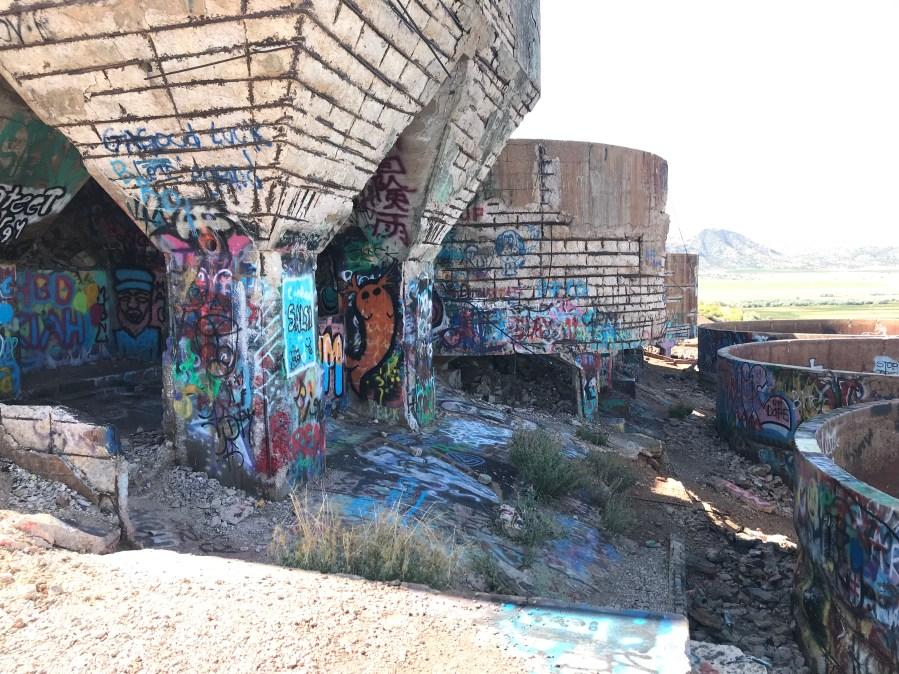 Utah wildlife officials: Old Tintic Mill trespassers will be