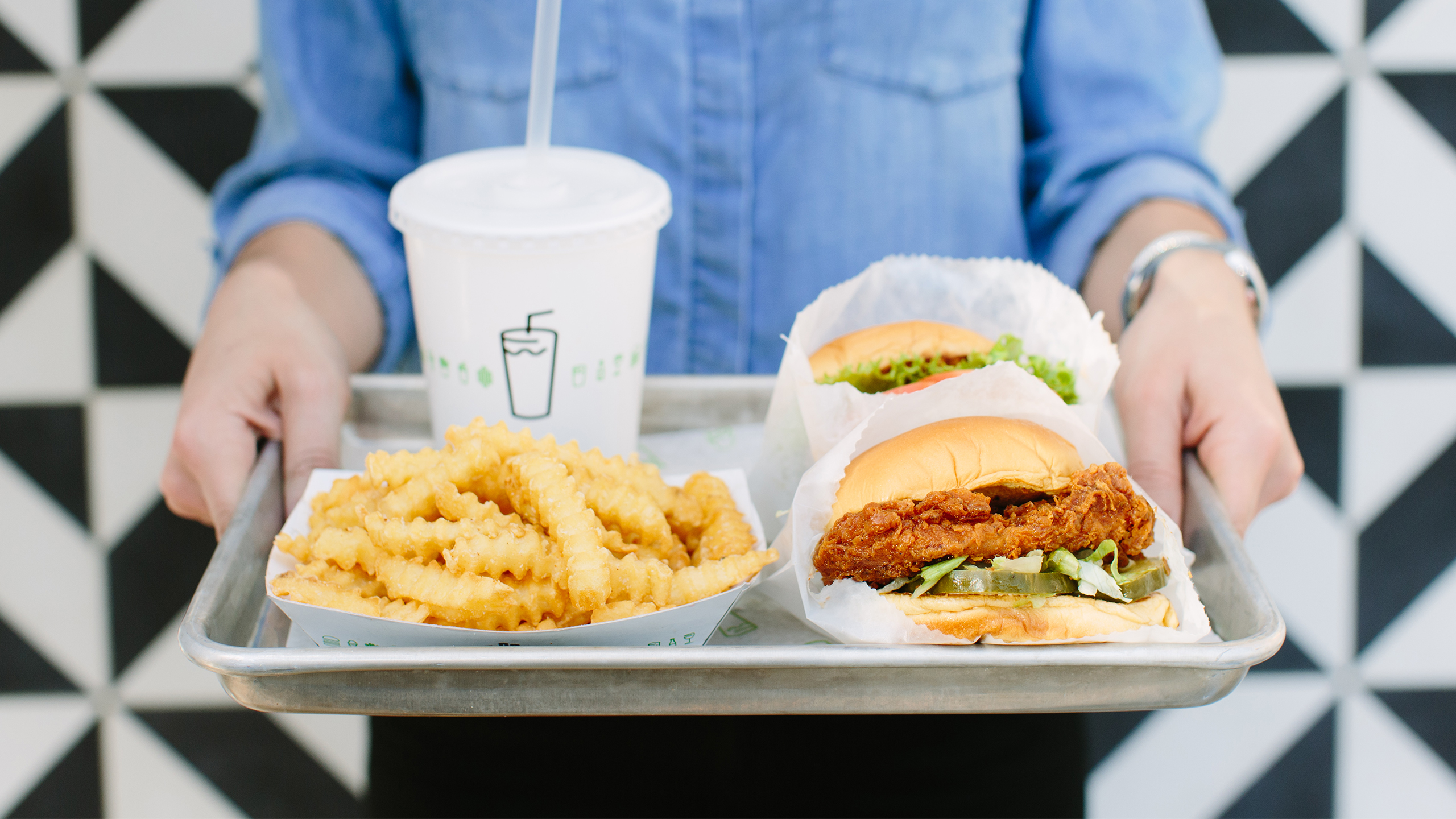 Shake Shack opened first Greater Salt Lake location in Sandy Saturday, Aug. 3, 2019