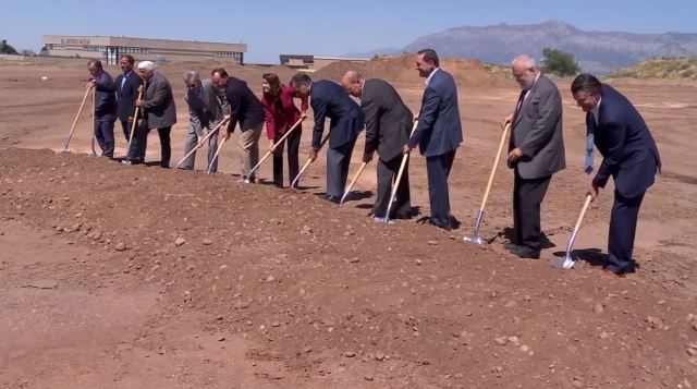 Groundbreaking celebrates 2,500 jobs, nuclear deterrence program near Hill Air Force Base