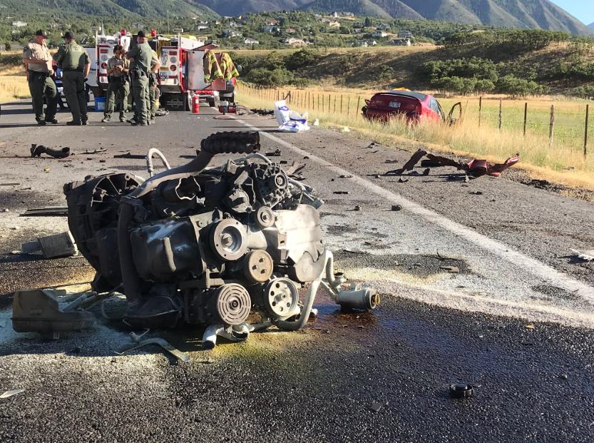 Provo man killed in Woodland Hills crash identified