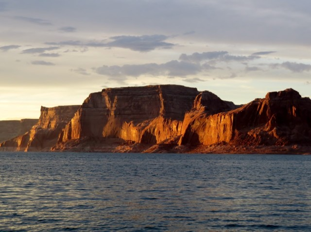 Missing man found dead at Lake Powell