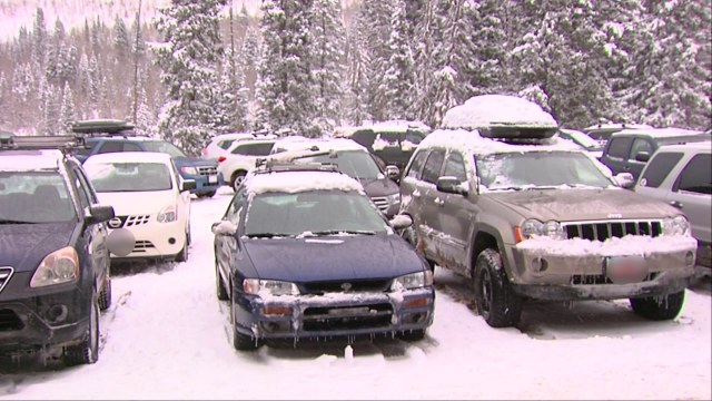 Solitude Resort introduces tiered parking fees to encourage people to carpool