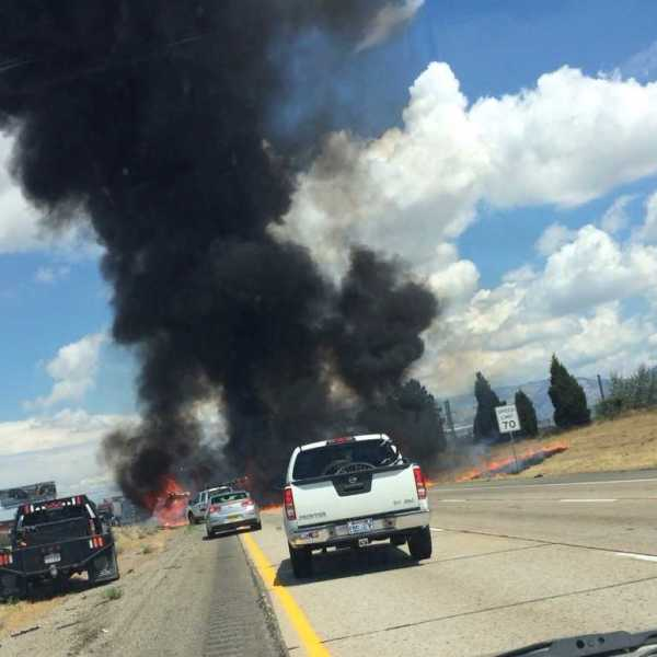 2017 riverdale plane crash witness photo