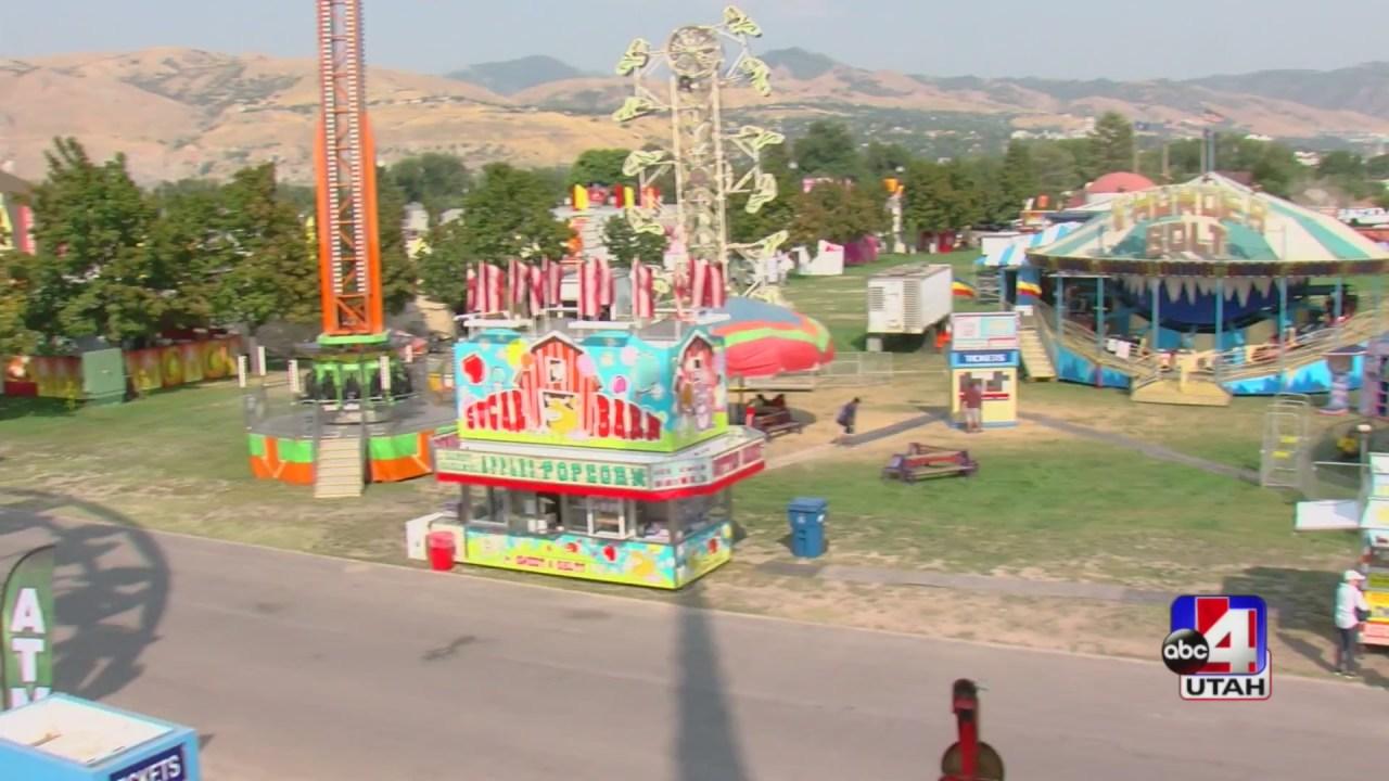 Take A Peek At The Utah State Fair Events Abc4 Utah