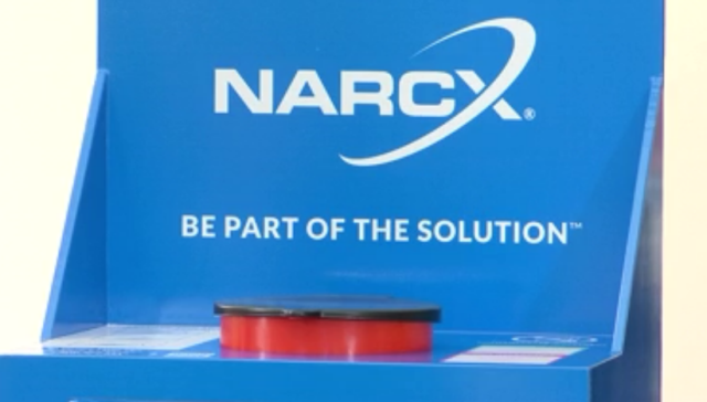 Opioid crisis solution? Riverton partners with NarcX to dissolve away unwanted medications