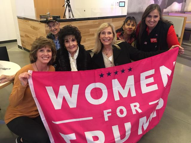 Utahns rally to show support for Trump