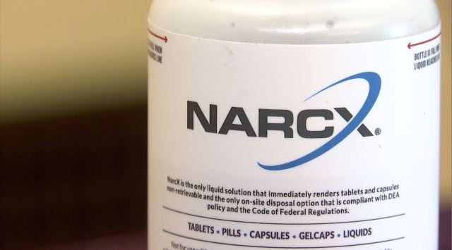 A solution to the opioid crisis? New product touted at State Capitol