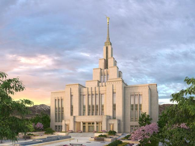 Groundbreaking for Saratoga Springs Temple to be held Saturday