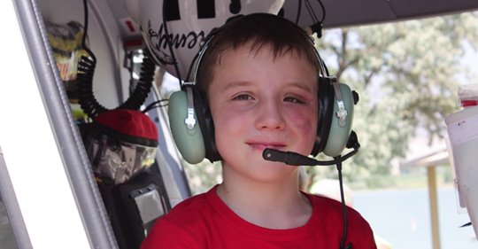 Boy once saved by Emery County Sheriff Search and Rescue hosts fundraiser to give back