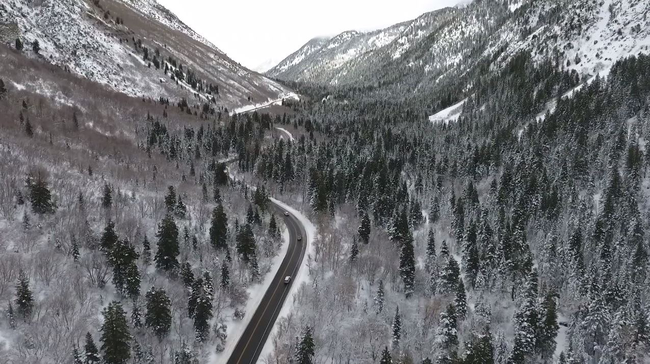 Big and Little Cottonwood Canyons now open. Avalanche and traffic cause  closure. | ABC4 Utah