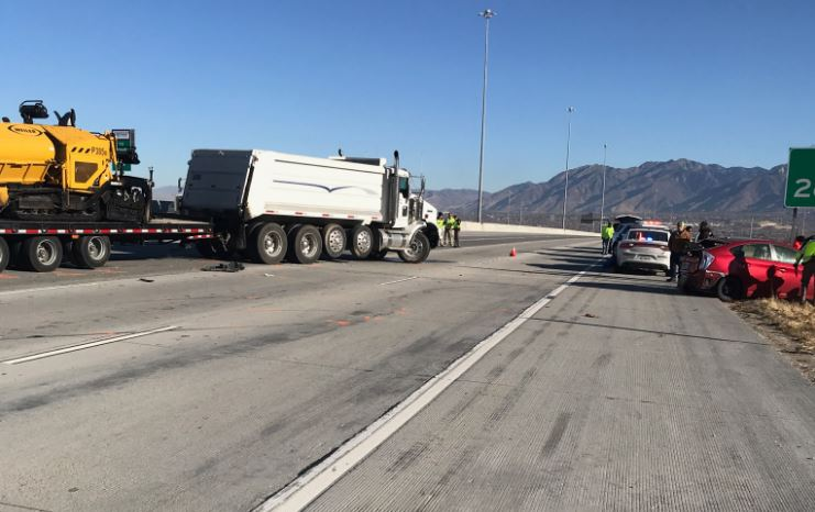 Troopers: Woman hit and killed after jumping out of car on I-15 on i 15 california map, i 15 idaho map, i-15 south map, i 15 mile marker map, 15 freeway map,