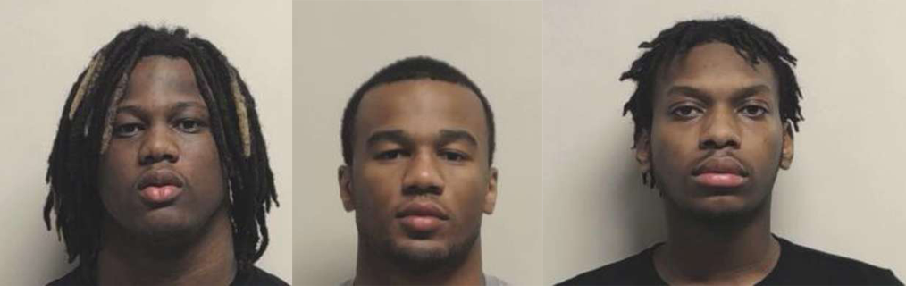 three men arrested, charged in utah county electronics theft at multiple walmarts