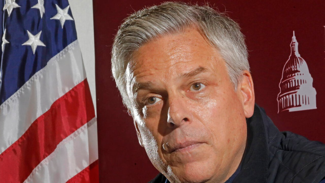 Huntsman supporters explore write-in candidacy for November's Utah gubernatorial election