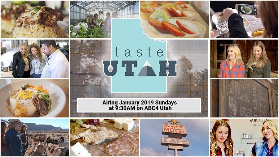 Taste Utah Graphic