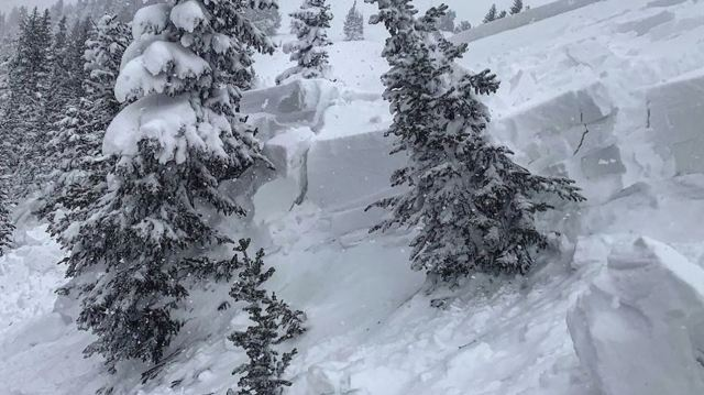 Snowboarder buried in avalanche in Summit County