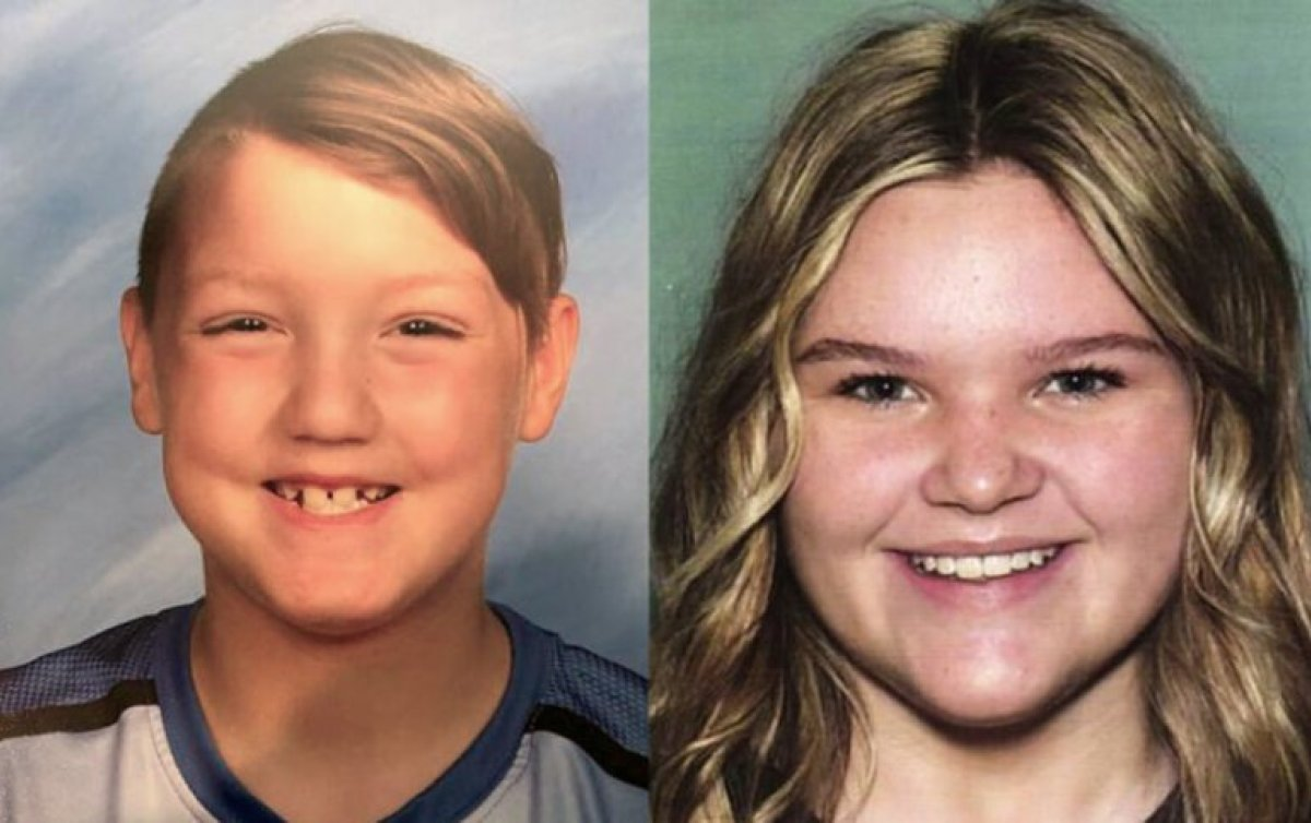 FBI issues nationwide search for 2 children believed to be in extreme danger