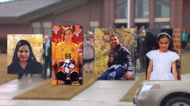 Haynie family funeral: Father and son speak of faith, community support and keeping memories alive as they move forward
