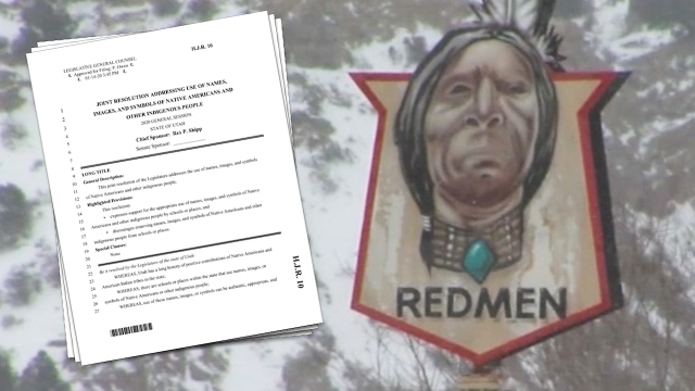 Tribal leaders oppose new resolution supporting schools using Native American mascots