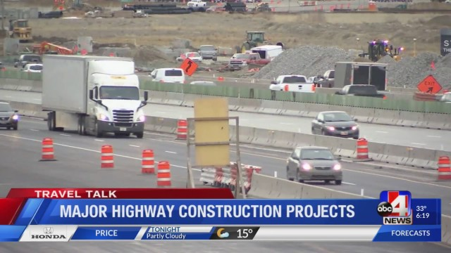 Highlights the biggest construction projects in 2020