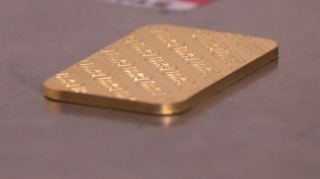 All that glitters: Man arrested for selling fake gold bars now behind real jail bars