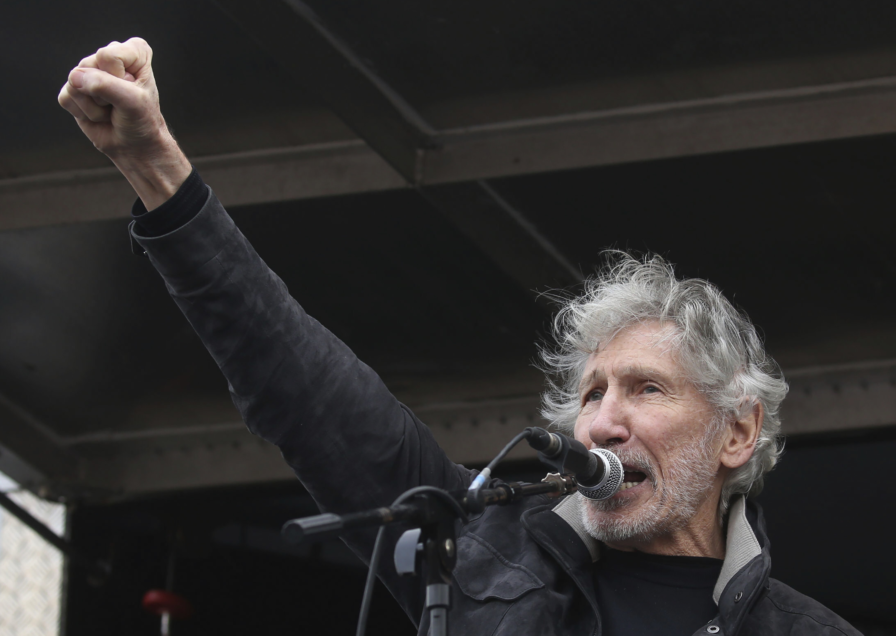 Image result for george roger waters 1280 720