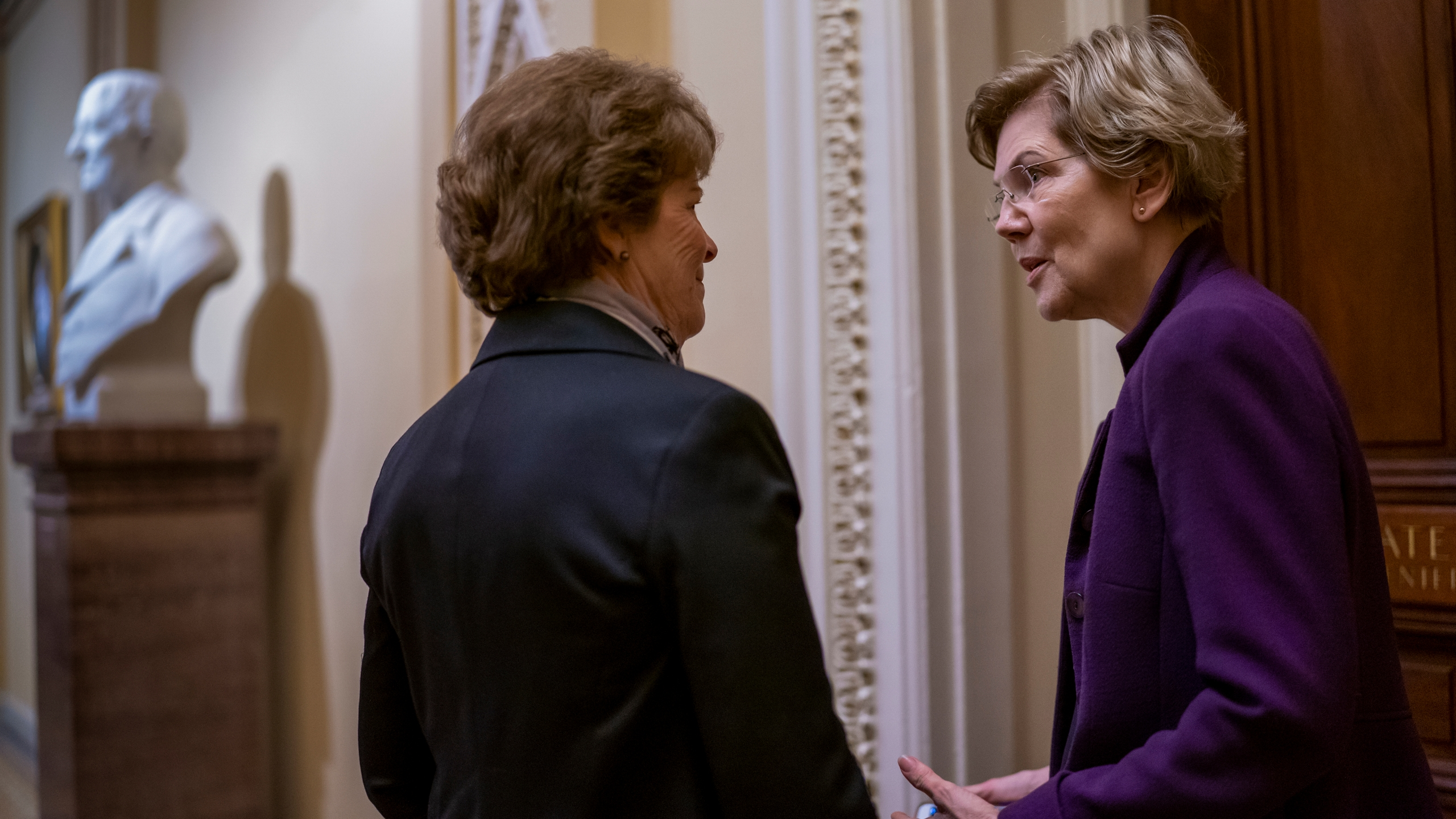 Elizabeth Warren, Jeanne Shaheen