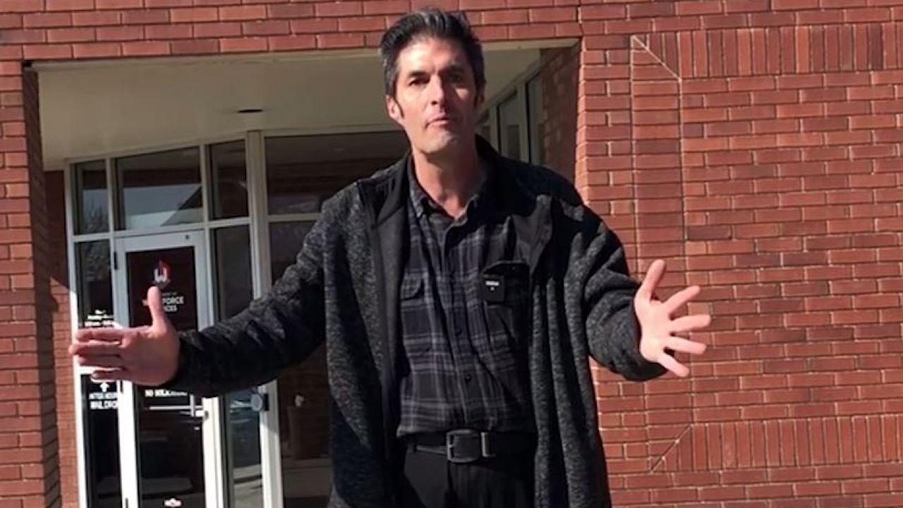 Community rallies behind man who lost job at Taylorsville Walmart
