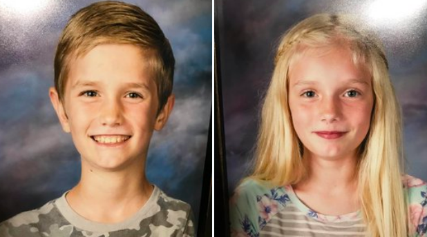 10-year-old Kyler Kerr and 11-year-old Kira Kerr missing out of eagle mountain