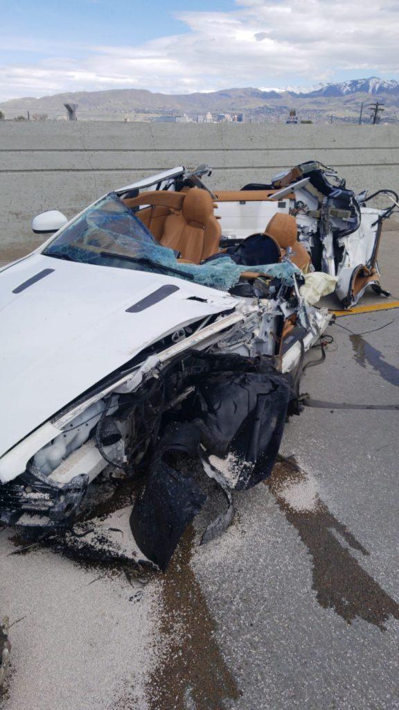 Fatal Crash 25 Year Old Man Killed After Driving 100 Mph And Crashing Aston Martin