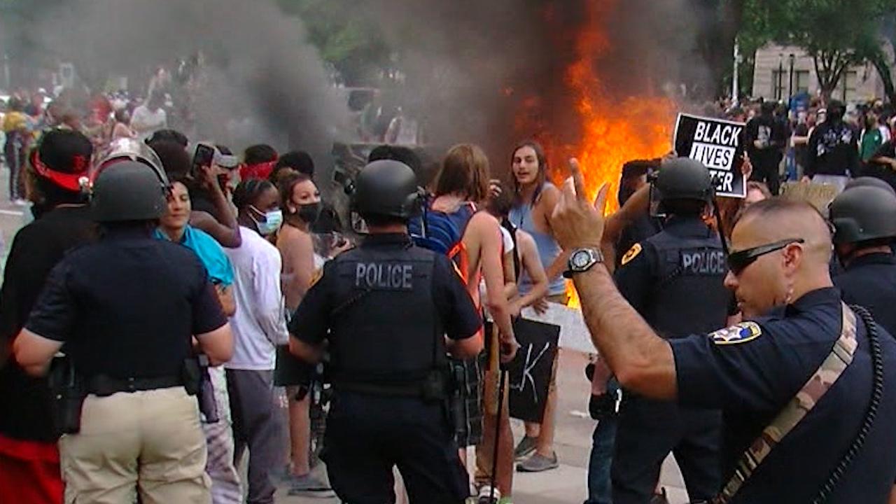 Utah's Black Lives Matter chapters condemn violent and destructive acts during SLC riots