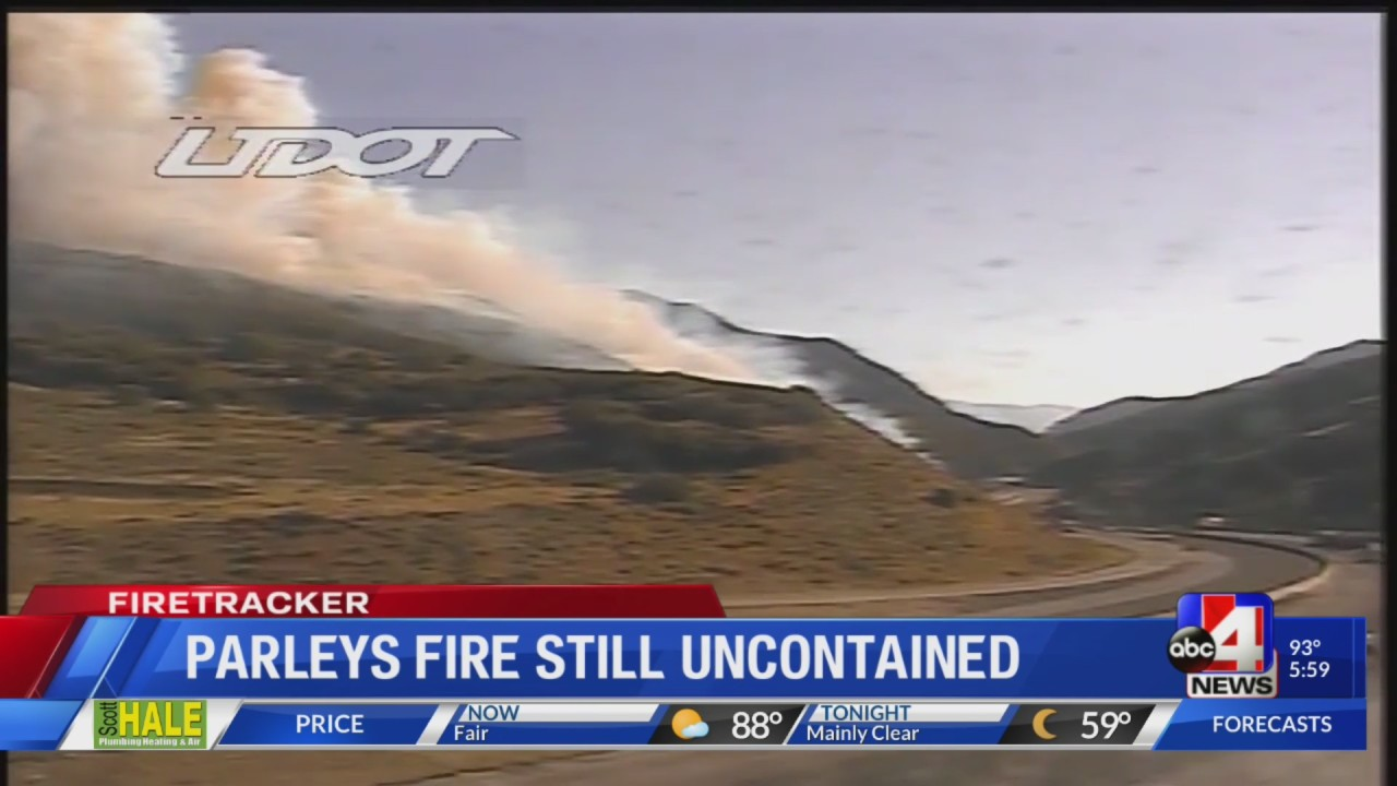 Parleys Fire adds to growing number of human-caused wildfires