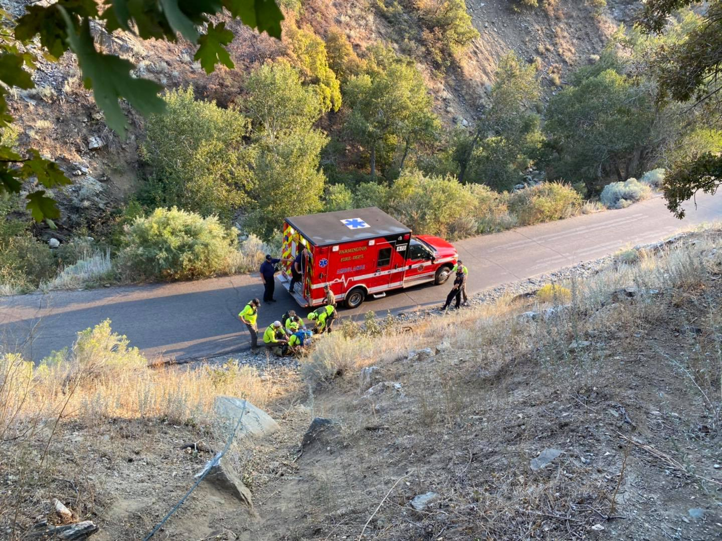 31 Year Old Killed After Roll Over Crash In Davis County