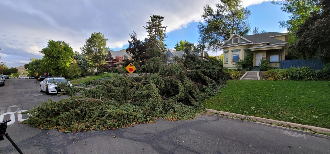 Utah Wind Storm How Long Will The Utah Wind Last