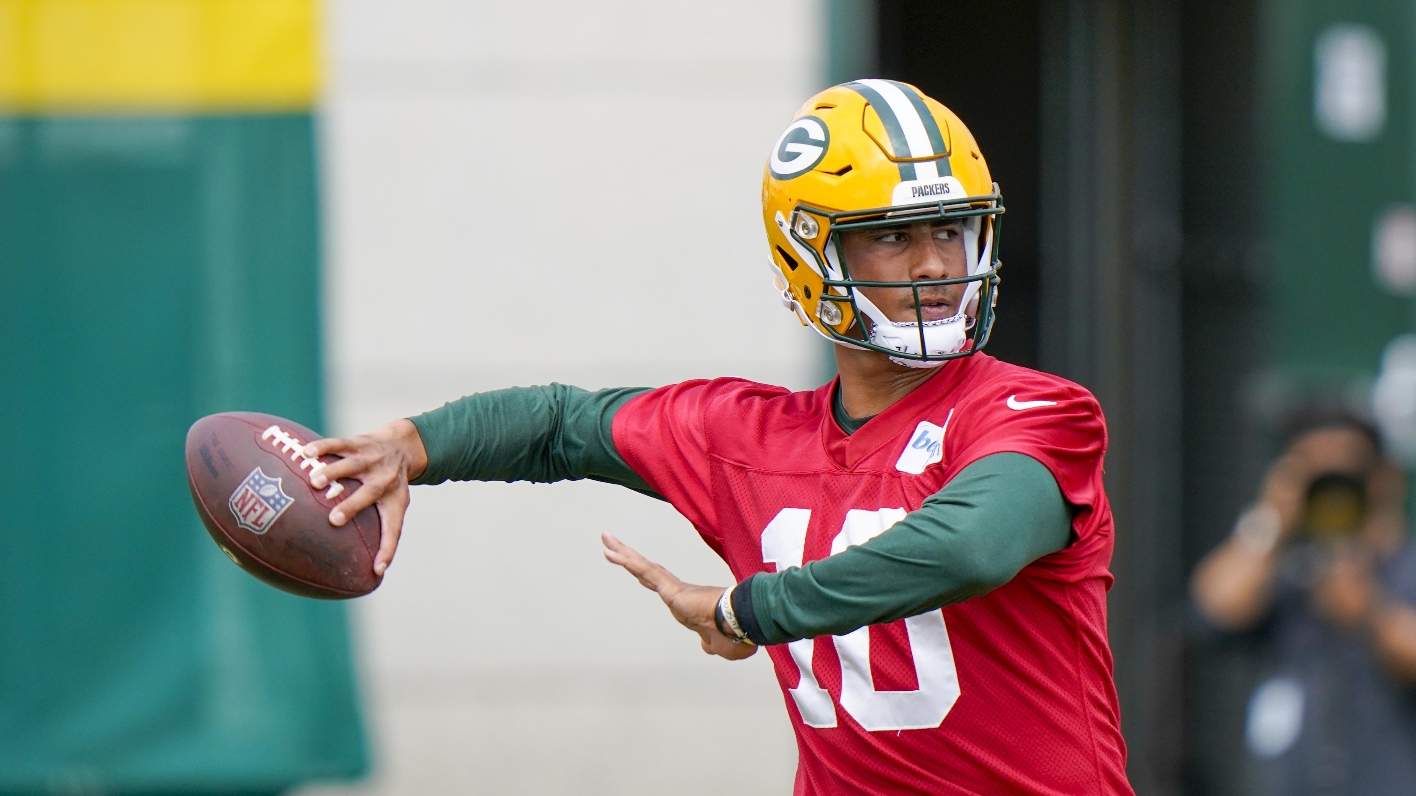 Packers Move Former Usu Qb Jordan Love To Covid 19 Reserve List Abc4 Utah