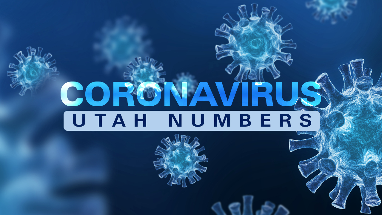 Utah adds 1,885 new COVID-19 cases, over 400 among school-aged kids