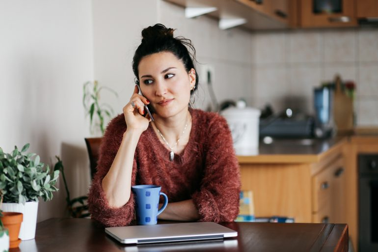 Calling customer service is often the best way to get help with deferring payments or resolving errors on your account.