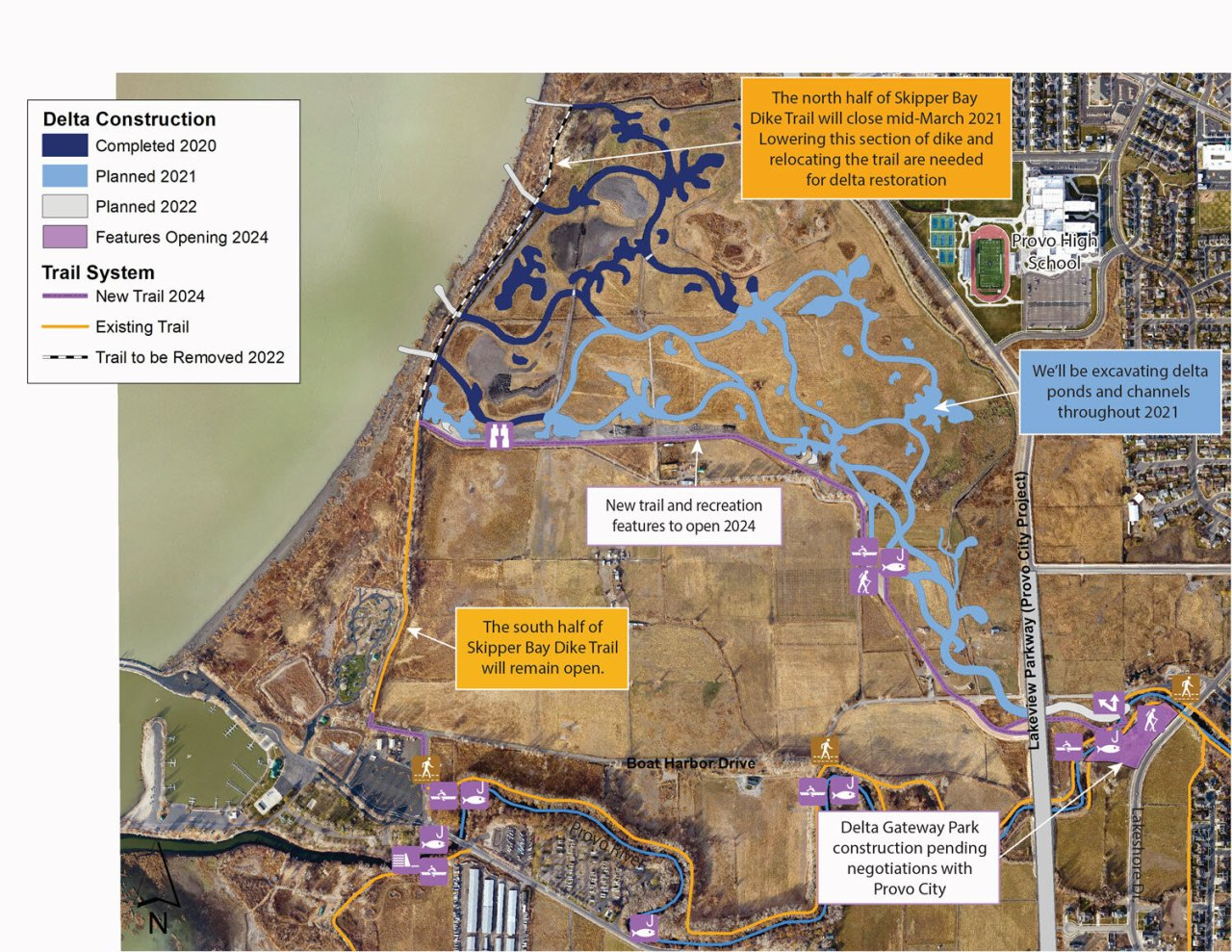 A decade in the making: The Provo River and Utah Lake will once again be interconnected