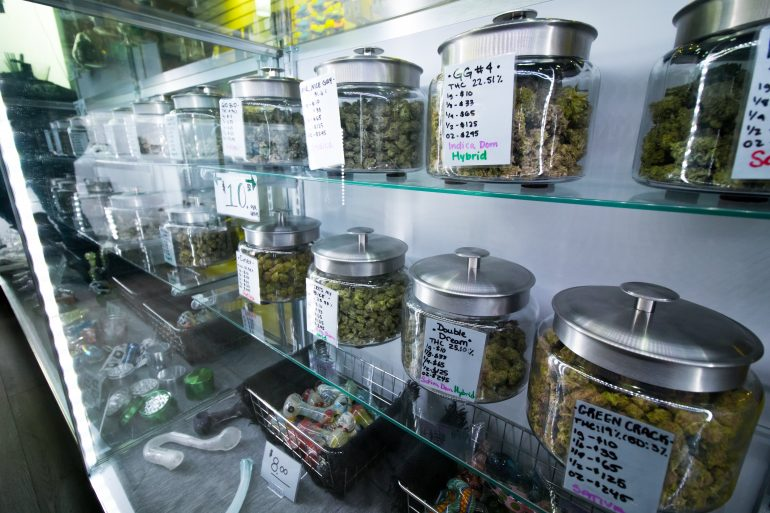 Opportunities in the cannabis industry include accounting, marketing and recruiting businesses.