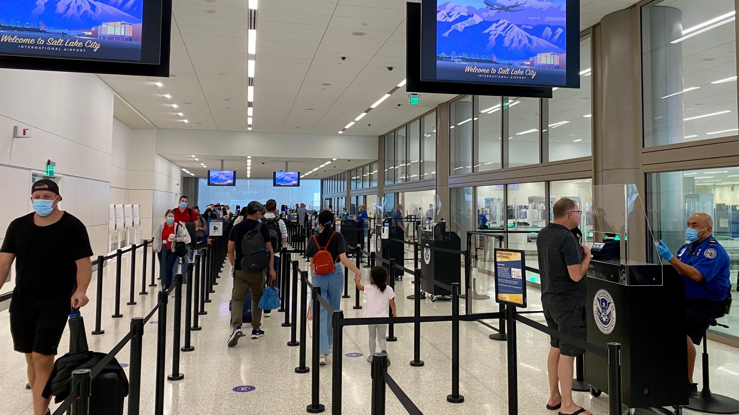 TSA extends mask mandate on planes to September | ABC4 Utah