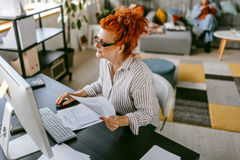 Remote work may persuade some to work longer than planned. But when to retire isn't always in our control, and an early exit can bring financial instability.