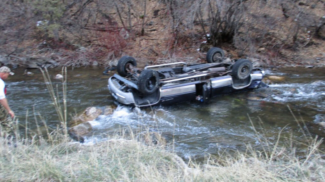 Utah road accident