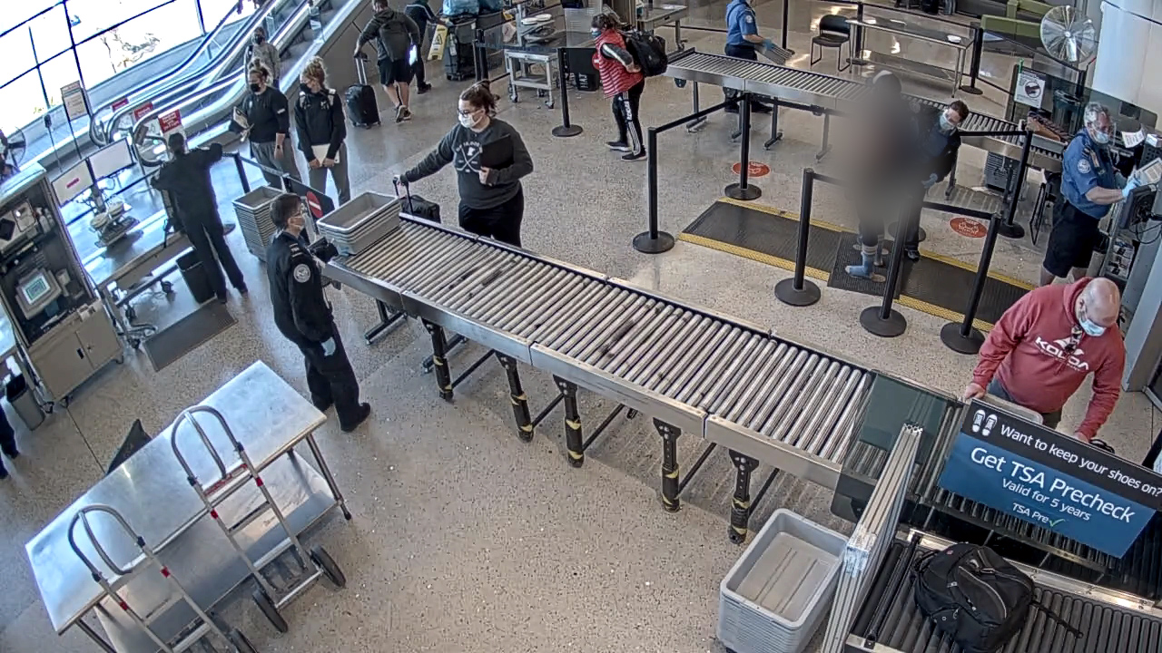 Video shows alleged inappropriate TSA incident with Ogden woman