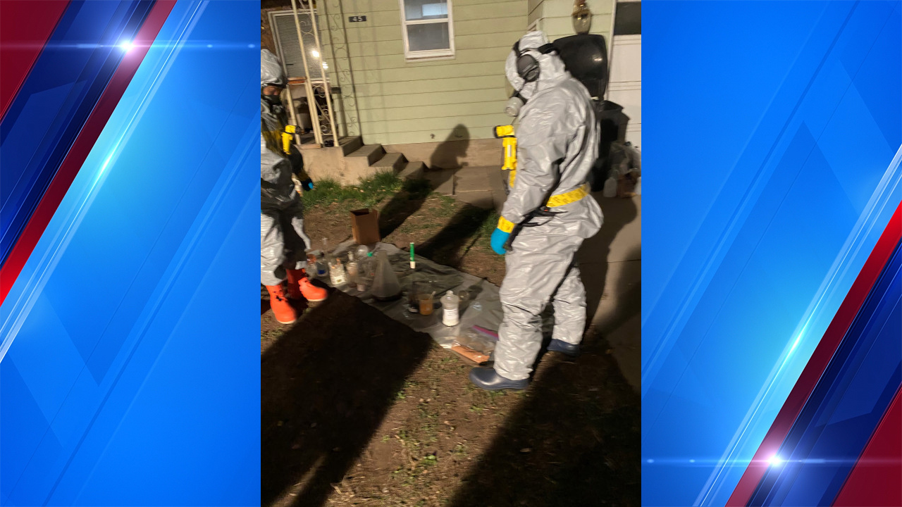 Heber drug lab discovery leads to multiple arrests