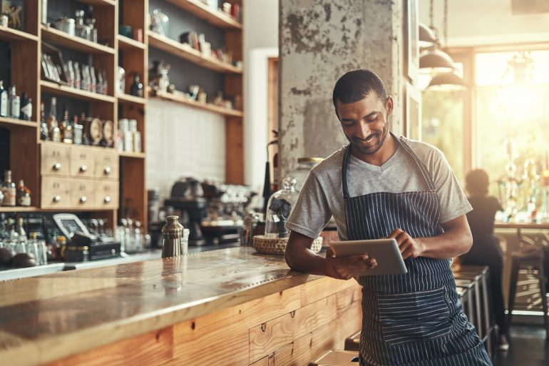 Small businesses that rely heavily on foot traffic can expand their reach with e-commerce.