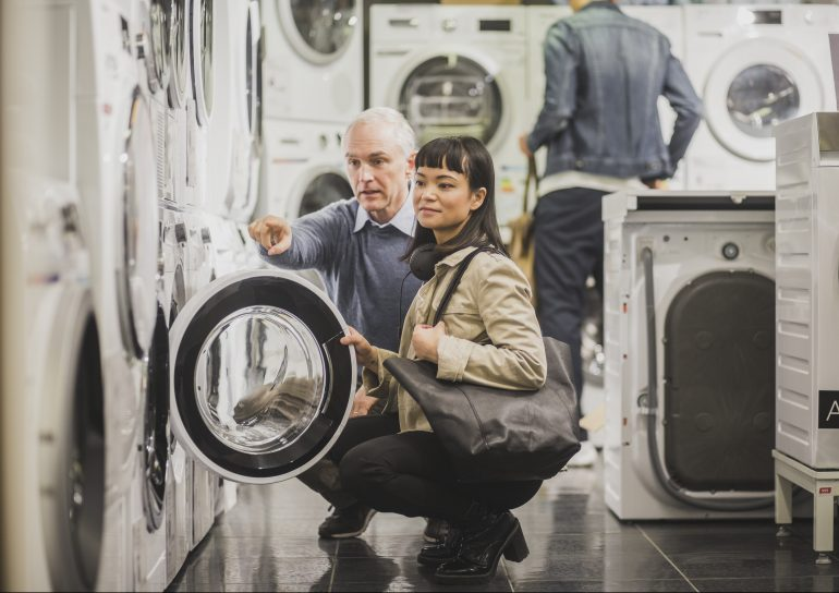 Certified by third-party organizations, the WaterSense label indicates that a fixture or appliance is 20% more water-efficient than its average counterparts.